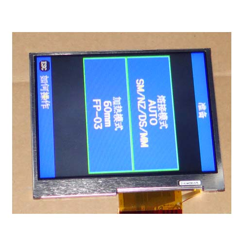 For Fujikura FSM-60S FSM-60R  FSM-18S FSM-18R LCD Screen Display Panel
